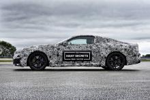 В начале 1990-х BMW рассматривал создание M8: невероятно мощный вариант оригинальной 8-й серии, оснащенной 6-литровым V12 мощностью около 550 лошадиных сил, с задним приводом и механической коробкой передач.