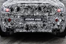 Теперь, наконец, настало время для M8: это прототип предстоящего серийного автомобиля, основанный на стоковой 8-й серии - автомобиль, предварительно анонсированный как Concept 8 на Concorso d'Eleganza на озере Комо два дня назад. В отличие от концепц