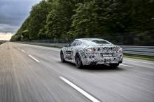 Но, увы, автомобиль так и не был произведен. Вместо этого BMW построил 380 л. с. 850 CSi.