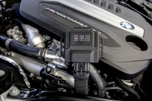 Теперь BMW оснащен системой DTE Plug&Play, которая добавляет 47 л.с. и 123 Нм крутящего момента.