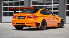 Широкий, агрессивный и красивый – это G-POWER M3 GT2 S HURRICANE.