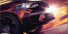 Передняя часть автомобиля занимает видное место в рекламе игры, в то время как в трейлер есть несколько кадров с летящей по воздуху в лучах закатного солнца машиной.