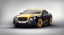В минувшие выходные Bentley представила Bentley Continental 24, ограниченную серию, вдохновленную легендарными 24 часами Нюрбургринга.