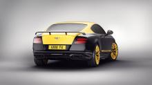 Bentley Continental 24 основан на топовой модели бренда, мощностью 700 л.с. и 1000 Нм крутящего момента, Bentley Continental SuperSports. Будет выпущено всего 24 экземпляра. Continental 24 имеет множество внутренних и внешних элементов дизайнов, кото