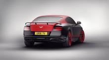 Двухцветная окраска являются опциональной, одноцветный внешний вид доступен без дополнительной стоимости. Специальное издание Continental поставляется с 21-дюймовыми колесами, которые по желанию могут быть окрашены в цвет автомобиля.