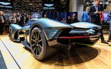 Долгожданный гиперкар будет оснащаться 6,5-литровым атмосферным двигателем Cosworth V12.