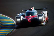После тренировочных сессий два автомобиля Toyota оказались самыми быстрыми автомобилями на 24 часах Ле-Мана 2017.