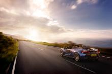 Для McLaren 570S Spider будет доступна дополнительная спортивная система, в которой ESG будет транслировать звук выхлопа в салон.