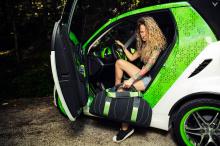 Сегодня мы представляем вашему вниманию - 2012 Smart Fortwo Brabus Xclusive, сильно переработанный автомобиль от тюнинг-ателье Vilner.
