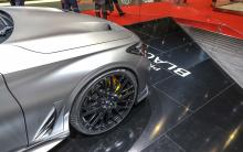 Недавно было объявлено, что новый спортивный автомобиль Infiniti должен получить сделанные на заказ шины Pirelli. Бренд активно вовлек итальянского производителя шин в процесс разработки, и совсем скоро мы увидим Project Black S, оборудованный цветно