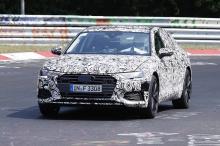 Новое поколение Audi A6 должно выйти в следующем году, и фотографы-шпионы уже поймали первый кадры Audi S6 2019 года.