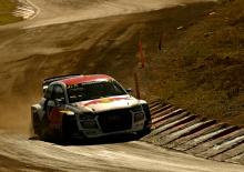 Антон Марклунд во главе с VW Polo выиграл в Euro RX, и теперь пошел в третий раунд. Вторым на этом подиуме был Питер Хедстром, опередивший ветерана WTCC Рене Муэнниха. А третим пришел Дэн Рук, заявив о своей первой победе в RX2 International Series.