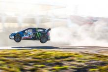 Пилот PSRX Volkswagen Sweden Йохан Кристофферссон победил в  World RX в Швеции в прошедшее воскресенье.