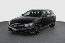 Ранее в этом месяце Brabus объявил о своем приобретении нового Mercedes-Benz E-Class Estate.