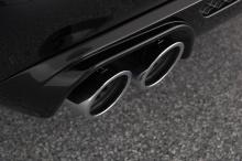 Изюминкой универсала Brabus E-Class являются 21-дюймовые колеса. Если вам нужен меньший размер, диски доступны размером от 18 дюймов.