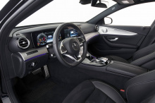 Технологические партнеры Brabus Continental, Pirelli и YOKOHAMA поставляют соответствующие высокопроизводительные шины размером 255/30 ZR 21 на переднюю ось и 295/25 ZR 21 на заднюю.
