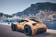 Zarooq представил SandRacer 500 GT