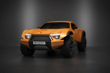 Zarooq Motors, похоже, согласен с этим утверждением, поскольку он создал Zarooq SandRacer 500 GT.