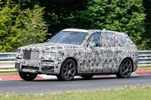 При разработке текущих моделей Roll-Royce их прототипы автомобилей подвергаются ряду экстремальных испытаний, чтобы обеспечить максимальную степень комфорта и качества для клиентов по всему миру.