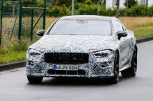 AMG GT Concept предложит гибридную трансмиссию, в отличие от нынешнего диапазона линейки AMG, которая состоит из двигателей внутреннего сгорания.