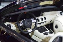 Brabus называет Rocket 900 Cabriolet самым быстрым и мощным кабриолетом в мире. Хотя он сделан на основе старой модели, Brabus оснастил S65 Cabriolet своим массивным модулем обновления Rocket 900. 6-литровый V12 с двумя турбонаддувами - полностью пер