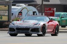 Комментаторы ожидают, что Corvette ZR1 получит либо более крупный LT4 V8 с большими нагнетателями, либо полностью новый LT5 DOHC V8, который был подтвержден как двигатель, выбранный для замены ZR1, S8 Corvette, доторый, как ожидается, дебютирует в 20