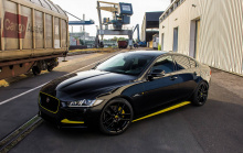 AJ 24 построен на основе популярной модели XE от Jaguar. Учитывая шумиху, которая окружает XE и ограниченный выпуск Jaguar XE SV Project 8, это был всего лишь вопрос времени, пока мы не увидим новый пакет, который подражает этому эксклюзивному стилю.
