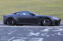 Автомобиль находится на самой ранней стадии развития в настоящий момент, его дебют ожидается только в конце 2018 или в начале 2019 года. На фотографиях показан прототип, на который явно влияет текущий Aston Martin DB11. Новая модель будет превосходит