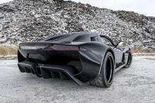 Rezvani Beast основан на шасси Lotus Elise, что для начала совсем не плохо.