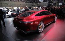 Мы не можем дождаться, когда же наконец увидим настоящий автомобиль, который будет очень похож на концепцию GT, представленную на Женевском шоу в прошлом году.