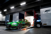 ABT объявил о первом из своих шоу-каров для Женевского автосалона 2018.