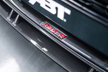 ABT также поработали и с интерьером, где появились логотипы RS5-R на сиденьях, крышка переключения передач из карбона и ряд других дополнений.
