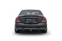 Brabus в полной мере овладели искусством тюнинга моделей Mercedes-AMG.