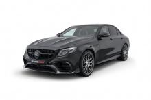 Каждый двигатель имеет соответствующие настройки, а этот Mercedes E 63 S 4MATIC получил 800 л.с. от мастеров Brabus!
