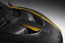 McLaren Senna «Carbon Theme» - это специальный проект McLaren Special Operations (MSO), который сочетает в себе глянцевый кузов Naked Carbon Fiber с отделкой салона Carbon Black Alcantara.