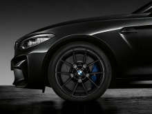 BMW представил 2018 BMW M2 Black Shadow.