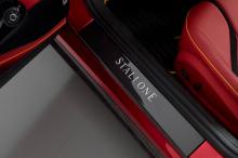 Первоначально, основанный на Ferrari 599 GTB, он был обновлен, когда Ferrari перешел на платформу F12 и снова обновлен для платформы 812. Изменения в кузове заключаются в переоборудовании всего в карбон и включают новый передний сплиттер и «капюшон»,