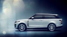 Анонсируемый как возвращение двухдверного Range Rover, SV настроен на то, чтобы стать самым быстрым, самым роскошным Range Rover на сегодняшний день.