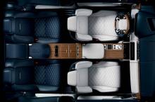 Какой лучший способ отпраздновать этот успех? Выпуском двухдверного Range Rover SV. Лучший интерьер, самый большой двигатель Land Rover и кастомизация от SVO.