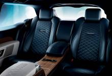 Внутри установлены полуанилиновые кожаные передние сиденья с классическим дизайном, уникальным для SV Coupe.