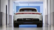 Концептуальный полноразмерный внедорожник с полным приводом от Porsche может стать реальным конкурентом Tesla Model X.