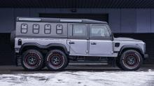 Афзаль Кан и его товарищи по команде использовали множество новых технологии для разработки этого автомобиля.