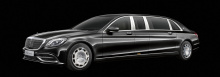Mercedes-Maybach по-прежнему остается одним из самых известных и роскошных брендов.