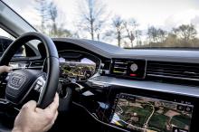 С ресивером со специальной системой PowerControl X Audi теперь производит выдающиеся 322 л.с. и 669 Нм крутящего момента. Давайте узнаем больше, не так ли?