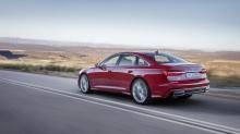 Седан A6 определенно более проворный по сравнению с более старыми моделями: автомобиль оснащен инновационной системой подвески, прогрессивным рулевым управлением, которое является частью стандартной упаковки, новой системой демпфирования и пересмотре