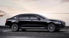 Автомобиль в основном распространен на рынках стран Азиатско-Тихоокеанского региона, где он называется K9. Этот дебют модели второго поколения даст давно забытому роскошному седану необходимое обновление. Тем не менее, еще предстоит выяснить, может л
