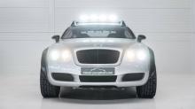 Благодаря усилиям голландской компании Classic Youngtimers Consultancy, энтузиасты Bentley, которые хотят получить внедорожник с внешностью купе, теперь могут приобрести специально модифицированный Continental GT.