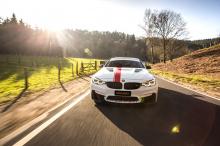 Как вы помните, тюнинг-ателье уже показывало впечатляющий MH4 550, построенный на основе BMW M4 F82, и теперь самое время продемонстрировать их последний проект: MH4 550. Еще более увлекаясь технологиями и утонченностью, компания построила действител