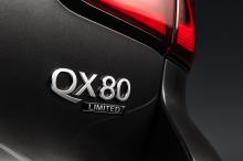 Версия 2019 Limited ориентирована на стандартный (и довольно массивный) 400-сильный 5,6-литровый блок V8, соединенный с семиступенчатой автоматической коробкой передач. Все это работает в идеальной гармонии с системами Infiniti all-mode 4wd и Hydraul