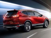 Новый полнофункциональный внедорожник Honda доступен в автосалонах с 1 апреля.